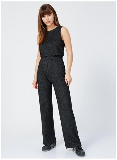 Fabrika Comfort Fabrika Comfort Siyah Kadın Pantolon Siyah